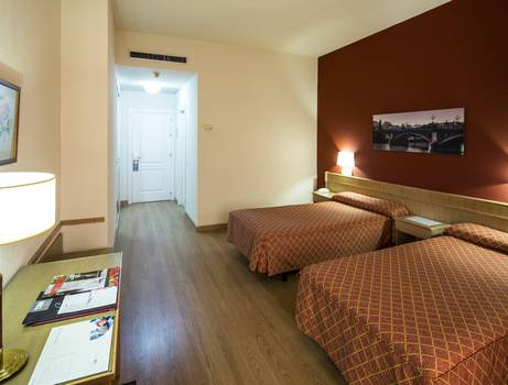 DOUBLE STANDARD ROOM FOR SINGLE USE TRH La Motilla Business & Cultural Hotel