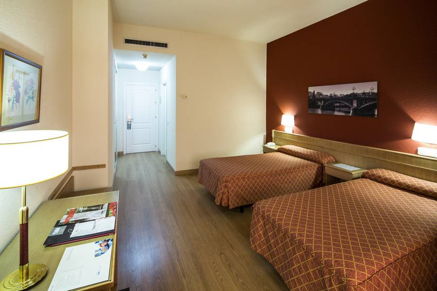 DOUBLE STANDARD ROOM TRH La Motilla Business & Cultural Hotel