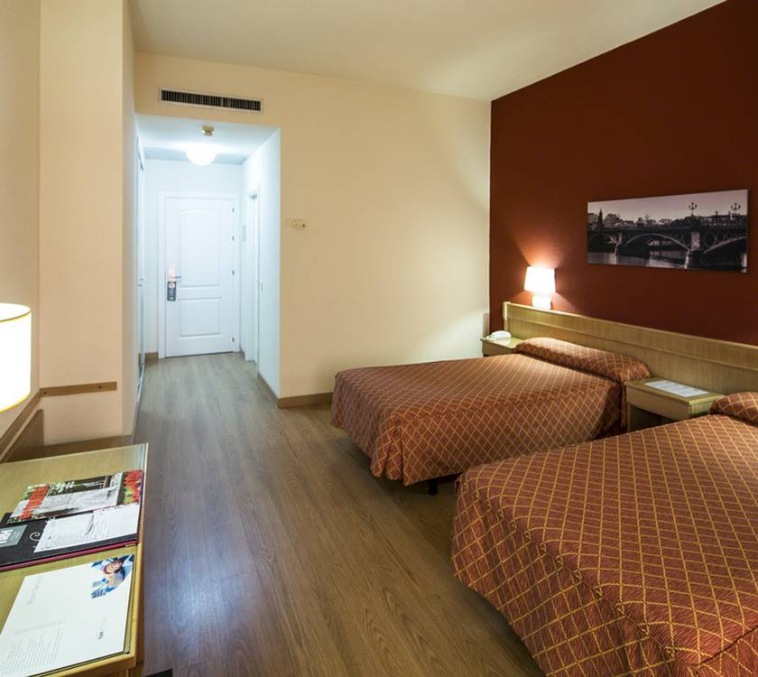 Double room TRH La Motilla2